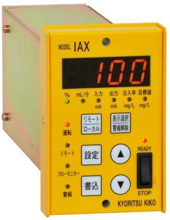 IAXコントローラ